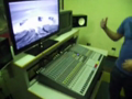 Video de estudio de audio